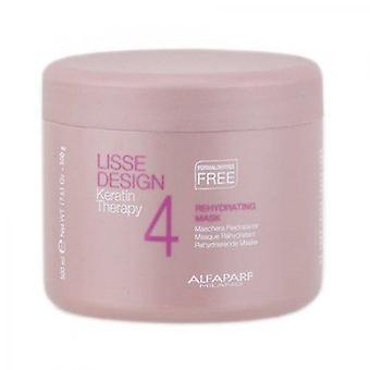 Alfaparf Keratin Terapi Lisse Design Rehydrering Mask 500 ml