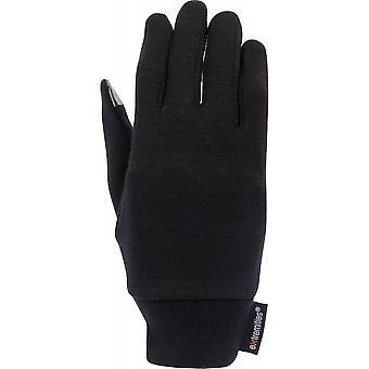 Extremities Merino Touch Liner Glove - Black
