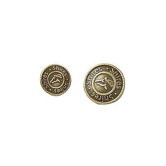 Shires 9538/9539 Button