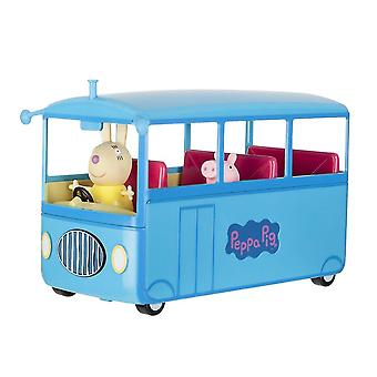 Console de jocuri video peppa porc 92637 peppas autobuz școlar