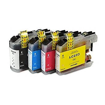 Toner inkjet cartridges compatible ink cartridge lc223