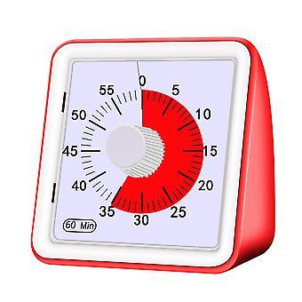 60 minutters visuell analog timerclassroom nedtellingstidtaker for barn