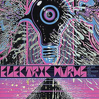 Elektriska Wurms - Musik dör Schwer Zu Twerk [Vinyl] USA import