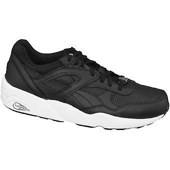 PUMA R698 Trinomic Leder 360601-02 Herren Sneaker