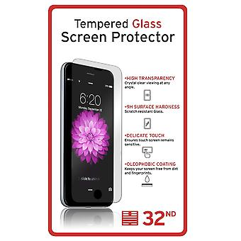 Extra Tempered Glass for Samsung Galaxy S7 Edge SM-G935 Curved Glass - Clear