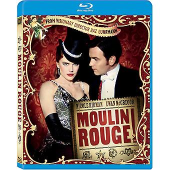 Moulin Rouge [BLU-RAY] USA importieren