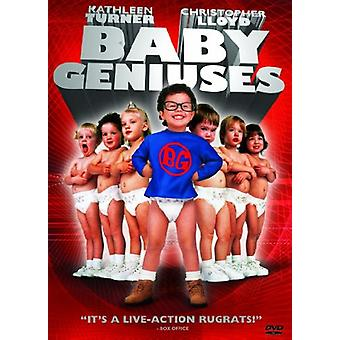 Baby genier [DVD] USA import