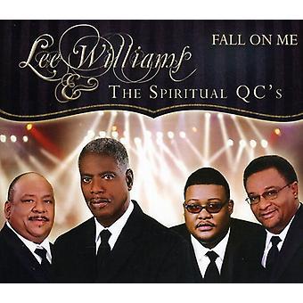 Lee Williams & Spiritual Qc's - Fall on Me [CD] USA import