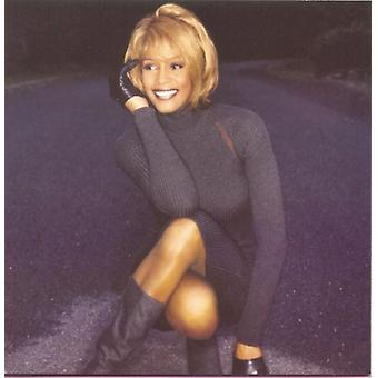 Whitney Houston - My Love Is Your Love [CD] USA import