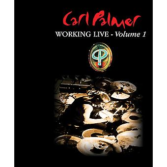 Carl Palmer - Working Live Volume 1 [CD] USA import