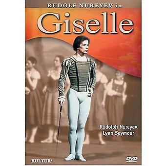 Giselle [DVD] USA import