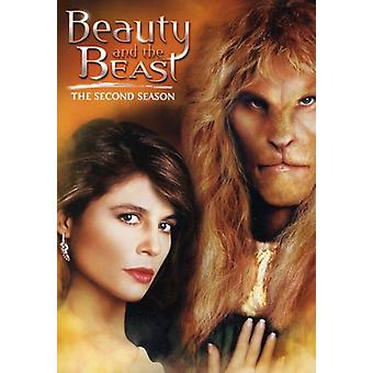 Skønhed & Beast - skønhed & udyret: sæson 2 [DVD] USA import