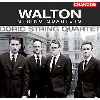 W. Walton - Walton: strijkkwartetten [CD] USA import