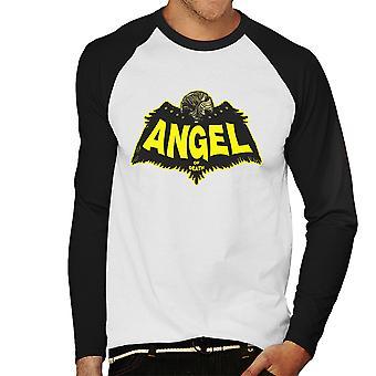 Angel Of Death Hellboy Men's Baseball Long Sleeved T-Shirt
