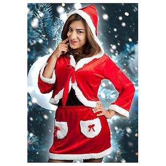 Kvinder kostumer kvinder kostume mss Claus