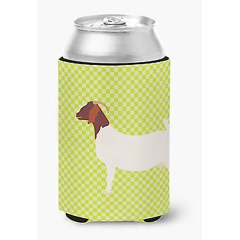 كارولين الكنوز BB7712CC الماعز البوير الأخضر يمكن أو زجاجة نعالها
