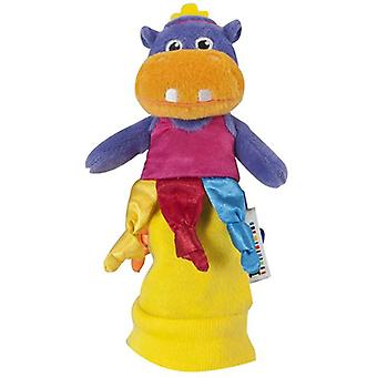 Lamaze Finger Puppet Teething Mitt - Lulu in a Tutu