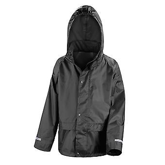 Resultados para niños/niños base Junior Stormdri lluvia sobre chaqueta