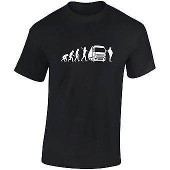 Trucking Evo Evolution Kids Unisex T-Shirt 8 Colours (XS-XL) by swagwear