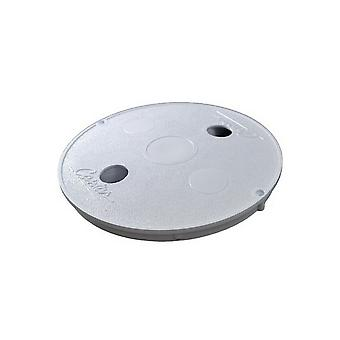 Jacuzzi 43305101R Deckmate Skimmer couvercle - blanc