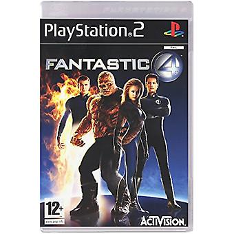 Fantastic Four (PS2) - Uusi tehdas suljettu