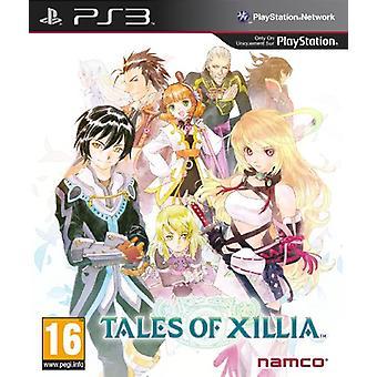 Tales of Xillia (PS3)-nieuw