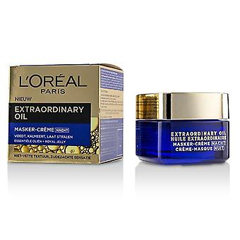 L'oreal Extraordinary Oil Night Cream Mask - 50ml/1.7oz