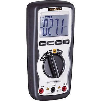 Laserliner MultiMeter-Compact Auto Handheld multimeter Digital CAT IV 600 V Display (counts): 4000