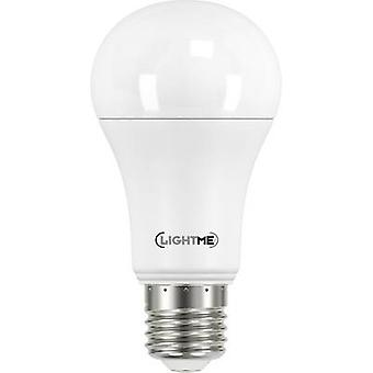 LightMe LM85168-4 LED (monochrome) EEC A++ (A++ - E) E27 Arbitrary 14.5 W = 100 W Cool white (Ø x L) 60 mm x 117 mm 1 pc(s)