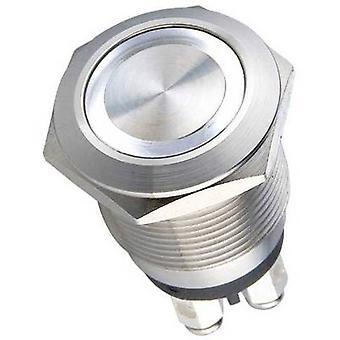 Heidemann 70528 Bell knappen bakgrunnsbelyst 1 x rustfritt stål 24 V/0,5 A