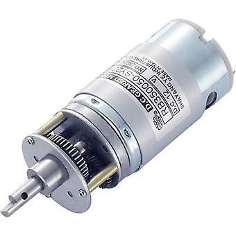 High-performance gearmotor 12 V Modelcraft RB350018-2A723R 18:1