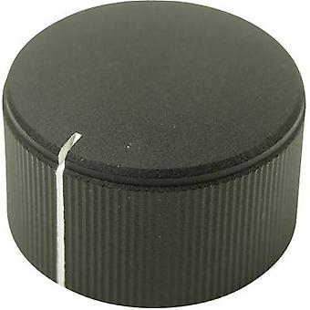 Cliff FC7253 Control knob Black (Ø x H) 25 mm x 15 mm 1 pc(s)