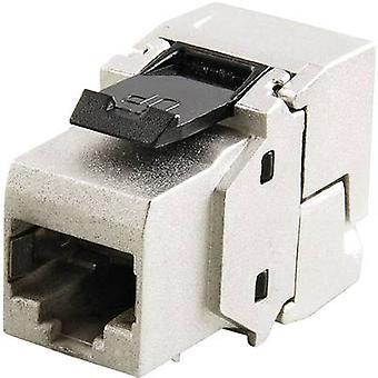 Módulo EFB Elektronik E-20070 RJ45 Keystone CAT 6A
