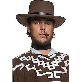 Smiffy's Authentic Western Wandering Gunman Hat