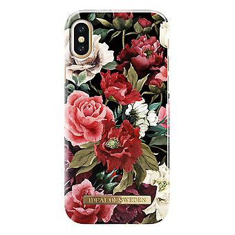 iDeal of Sweden iPhone X/XS Shell-ANTIQUE ROSES