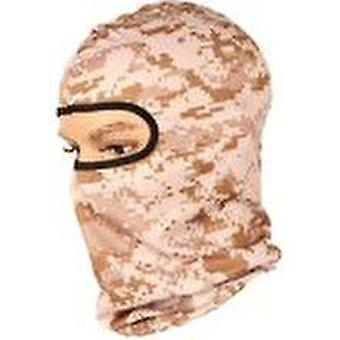Maskerad mask, Skidmask MC mm Kamoflage Camo MJ-007C