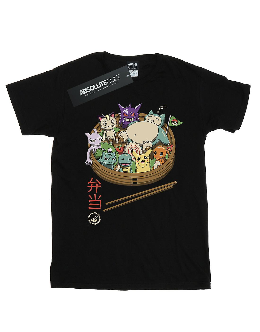 Vincent Trinidad Boys Bento Pocket Monsters T-Shirt
