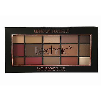 Technic Eyeshadow Palette Urban Jungle