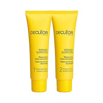 DECLEOR Nutrition Intense Hydra-nourrissant Duo masque 2 x 25ml