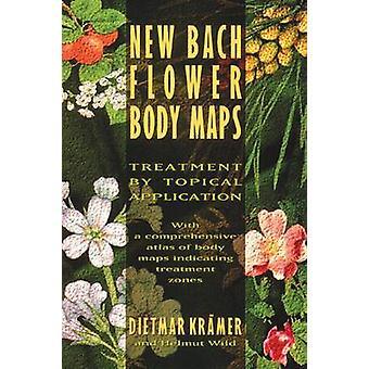 Nya Bach Flower kropp kartor - behandling av lokal applicering av Dietma