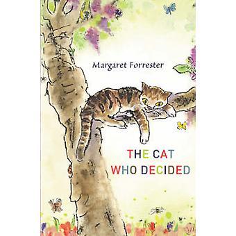 Kat som besluttet af Margaret Forrester - Sandra Klaassen - 9780863