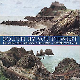 الجنوب من الجنوب الغربي-اللوحة في جزر القناة بيتر كلير-