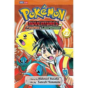 Pokemon Adventures por Hidenori Kusaka - Satoshi Yamamoto - 9781421535