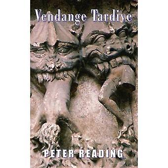 Vendange Tardive da Peter lettura - libro 9781852248840