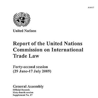 Report of the United Nations Commission on International Trade Law - F