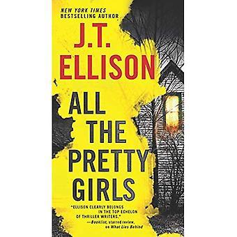 Alla vackra flickor (Taylor Jackson romaner (Häftad))