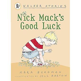 Nick Mack held (Walker historier) [illustreret]