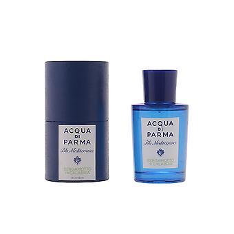 Acqua Di Parma Blu Mediterraneo Bergamotto Di Calabria Edt Spray 150 Ml Unisex