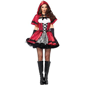Gothic Red Princess Adult Costume