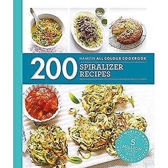 Hamlyn All Colour Cookery: 200 Spiralizer Recipes (Hamlyn All Colour Cookery)